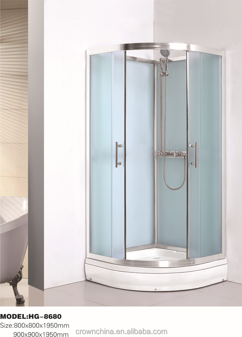 Frame Shower Stall Wholesale, Shower Stall Suppliers - Alibaba