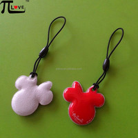 New cheap cartoon cute design microfiber screen cleaner