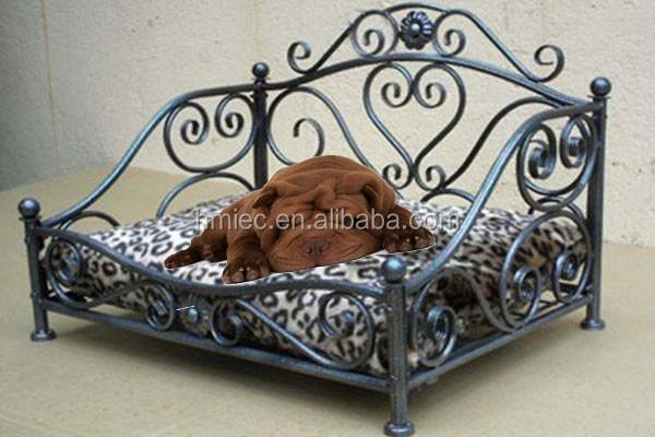 Luxury Whole Metal Dog Bed Elegant Beds Handmade Product On Alibaba