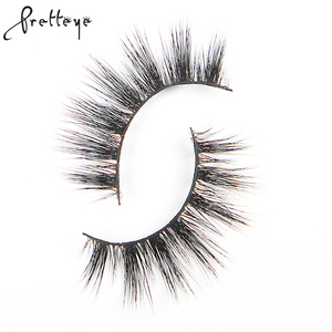 mink lashes 3d mink eyelash Handmade Premium Luxury real Mink Fur Eyelashes