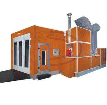 WLD9100 New Zeanland standard paint booth