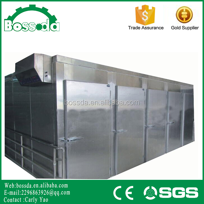 BOSSDA 8 trolleys 256 trays restaurant ovens and bakery equipment bread proofer