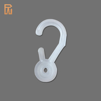 High quality new model small shirt plastic clip hanger