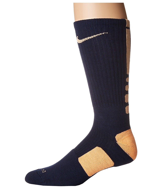 7baa19befc9b Nike Elite Basketball Crew Obsidian Peach Cream Peach Cream Crew Cut Socks  Shoes