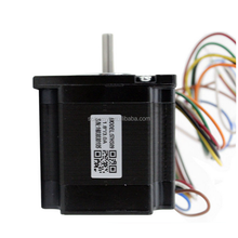 Leadshine 573s09 0.9n.m stepper motor for laser X axis cutting machine