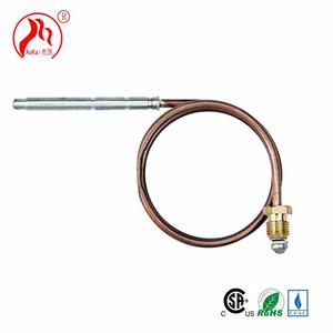 Flexible thermocouple for gas oven,BBQ