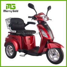 Three wheels electric trike scooter/motorcycle scooter 500W 48V