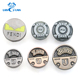 Manufacturer Custom New Style Metal Zin Alloy Jeans Button