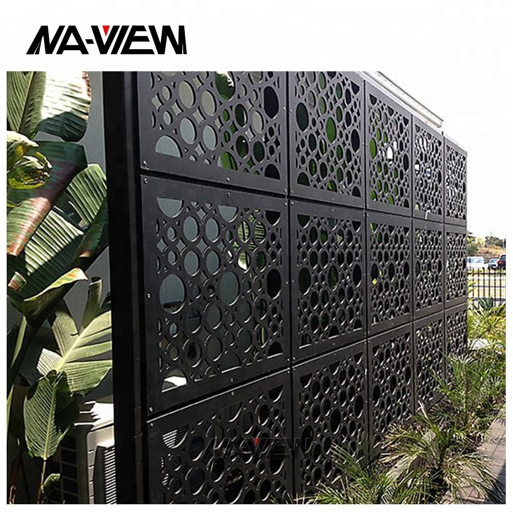 metal expanded mesh sheets screen panels