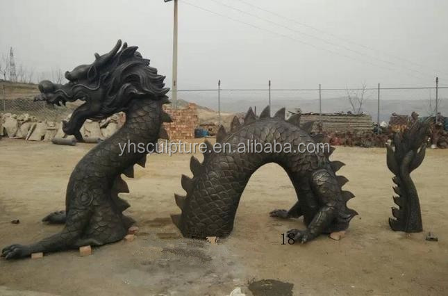 Dragon Garden Statues, Dragon Garden Statues Suppliers And Manufacturers At  Alibaba.com