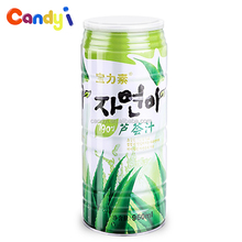 960ml can original flavor houssy fresh aloe vera drink with pulp