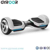 Gyroor 2018 hot sale 6.5 inch 500w dual motor hoverboard for kids
