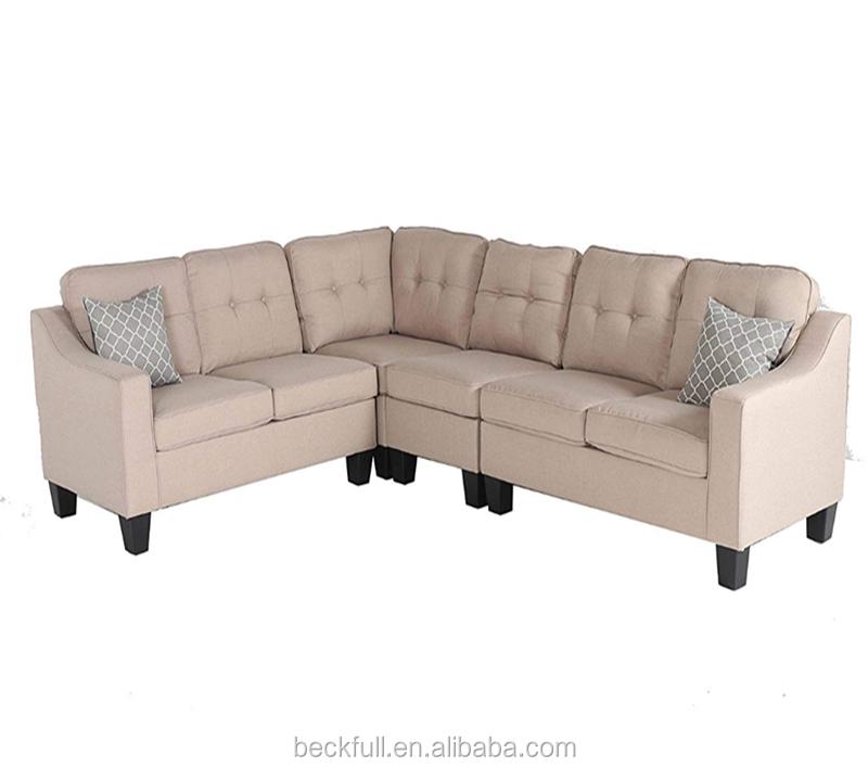 Kubus Microfiber Sofa Trend Meubels