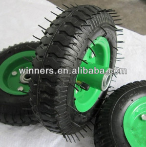 8 Inches Tubeless Go Kart Wheel, Machinery Wheel (2.50-4)