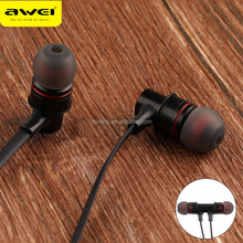 Original AWEI manufactures stereo bluetooth headset headphones sport type