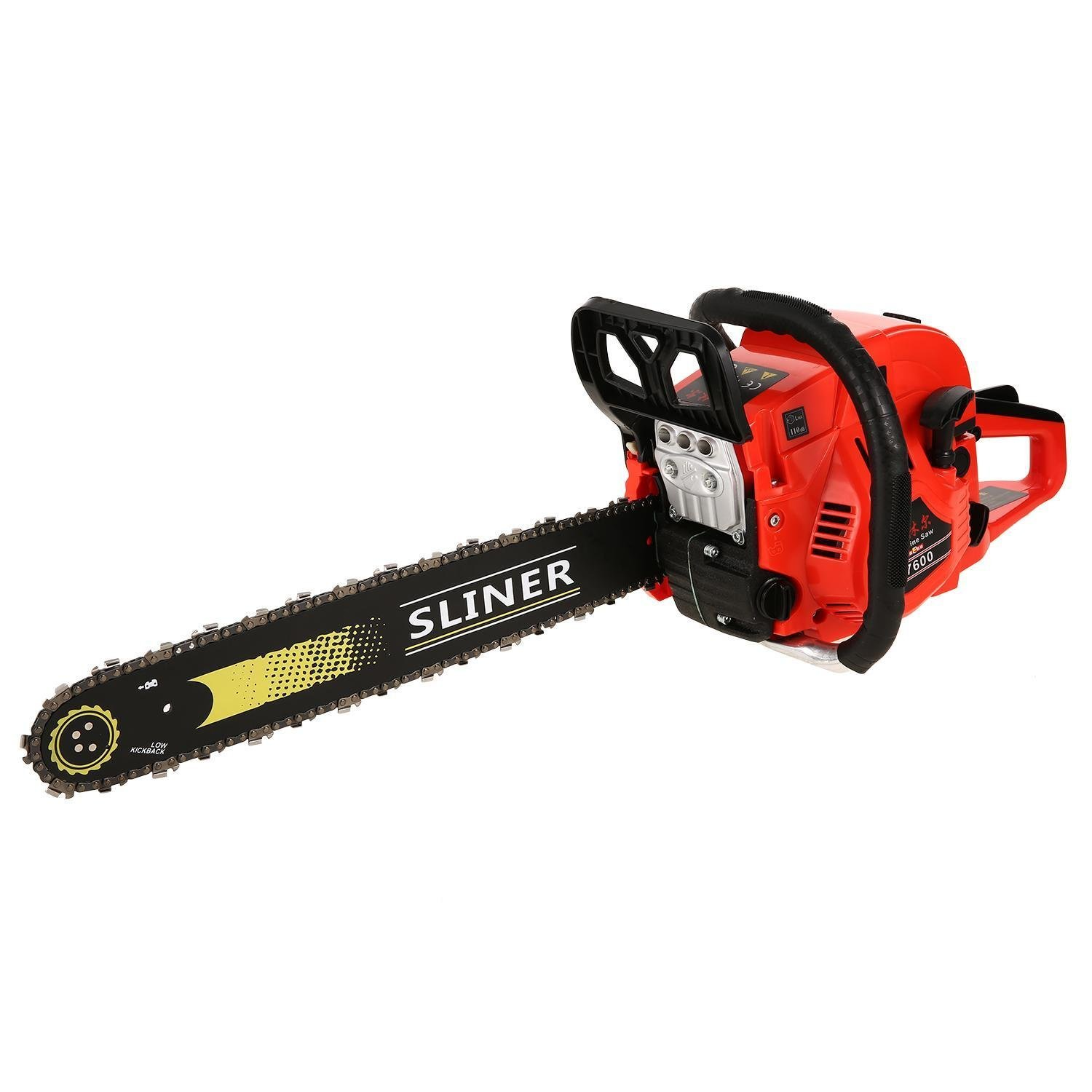 Get Quotations · Dtemple 58CC 3.4HP Gas Powered Chainsaw, Petrol Chainsaw/Craftsman  Chainsaw for Cutting Wood