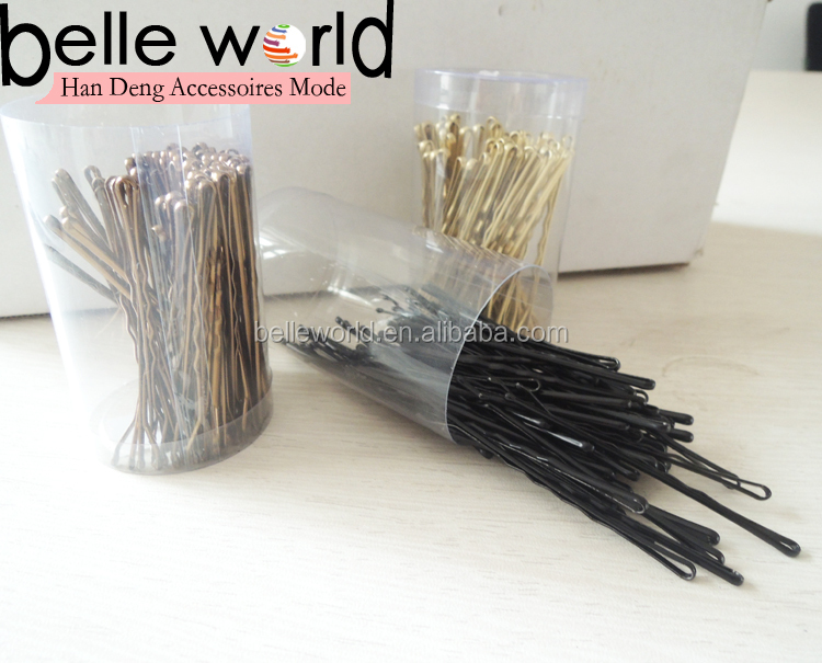 Lead Nickel Free Black Antique Hair Grips Bobby Pins
