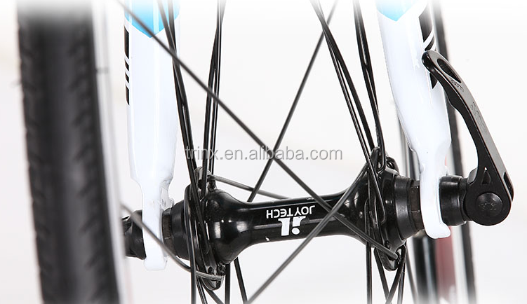 R820 CHINA TRINX SUPER LIGHT SMOOTH WELDING ALLOY ROAD BIKE RACE BIKE WITH 18 SPEED RACE BICYCLE