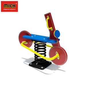 High Quality Cheap Motorcycle Design Rocking Horse Swings