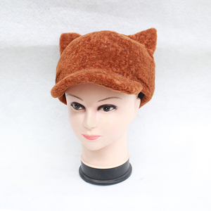 777a80fc89a Wool Peaked Hats