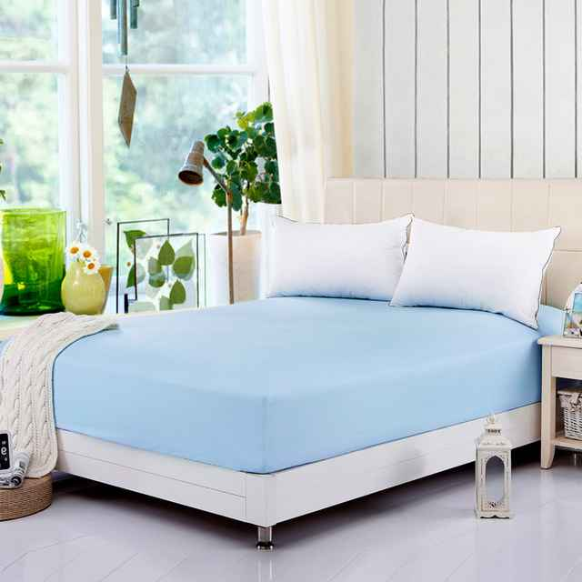 Twin Super King Size Anti Bed Bugs Elastic Waterproof Mattress Protector