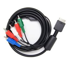 5 RCA 5-alambre componente <span class=keywords><strong>HDTV</strong></span>-READY TV HD AV Audio Video CABLE para Sony Playstation <span class=keywords><strong>PS2</strong></span>