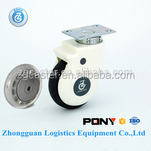 zogo 4914-82W electric hospital bed casters and wheels