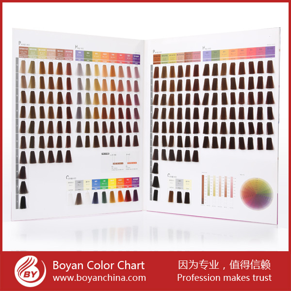 Hair Color Chart Skin Tone Hair Color Swatch Number In Hair Dye