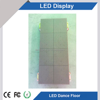 Competitive LED DANCE FLOOR Digital Display With sensor shenzhen supplier