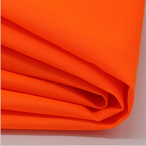 Road motorcycle high visibility fabric for reflecting vest