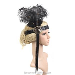 100f0928b8161 Feather Headband