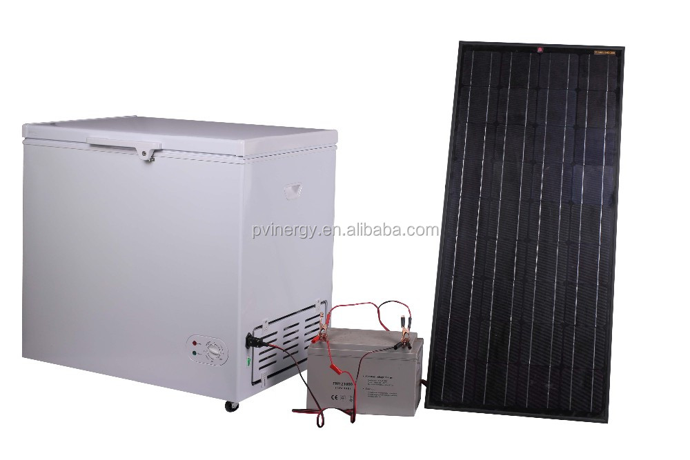 Best price 60L 100L 200L 300L 400L 500L Solar Freezer