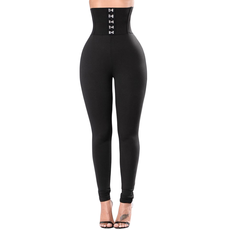 2019 New Style High Quality Corset Belt Fitness High Waist Leggings