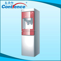 electric water heater and coolers dispenser with refrigerator as household appliances