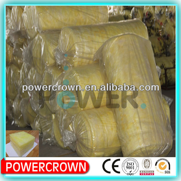 greenhouse glass panel fiberglass wool insulation