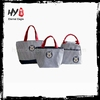Good quality rectangle canvas tote bag with low price