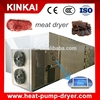 High temperature hot air circulating food drying machine/desiccated coconut meat dryer
