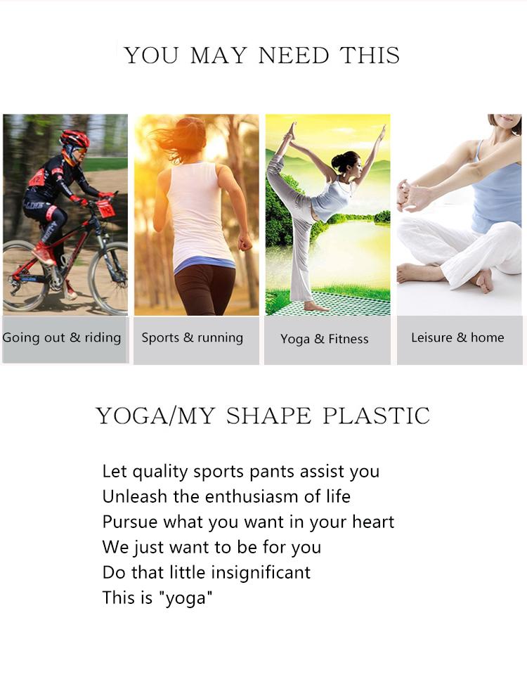 Lulu allineare tessuto di sport di yoga 3/4 capri pantaloni delle signore di disegno di testa-sollevamento in corso di allenamento quick-dry ghette di yoga 220gsm spazzolato