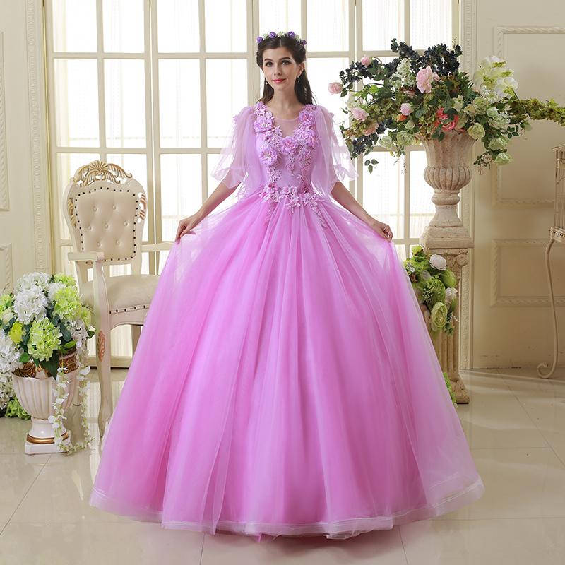 Venta al por mayor vestidos de novia victorianos-Compre online los ...