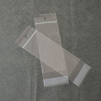 Chinese Manufacture Custom Printing Self Adhesive Plastic Packing Clear Opp Plastic Bag