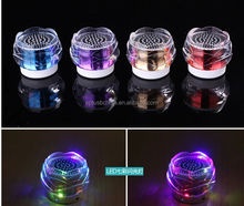 Hot sale super bass bluetooth mp3 Portable Mobile Wireless Mini Cristal Rose Bluetooth Speaker WIth rose LED lighting function