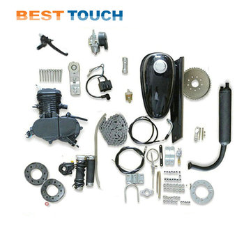 Wholesale 48cc 49cc 50cc 60cc 66cc 80cc 2 stroke 60cc gas motorized bicycle engine kit