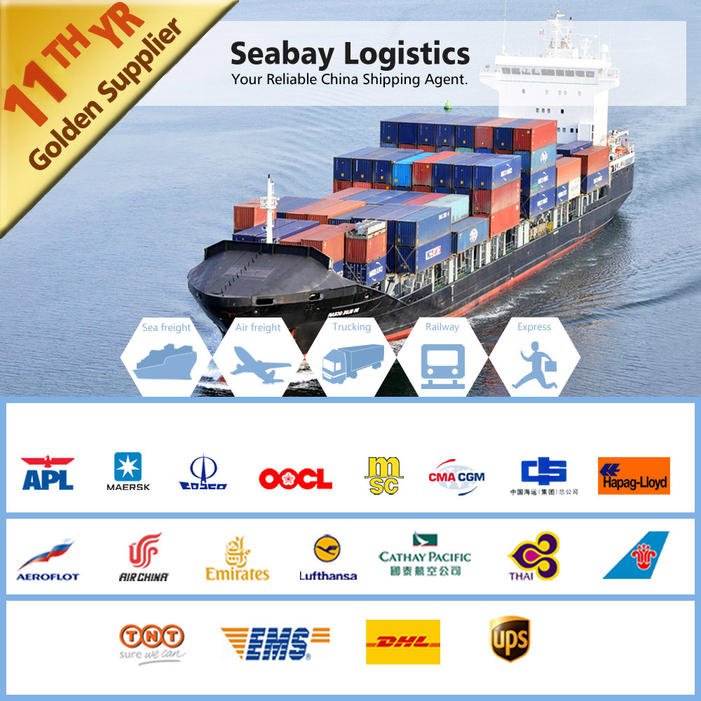 international china to all over the world ocean freight