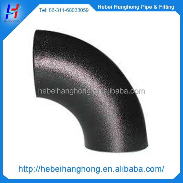 long radius 90 degree elbow pipe