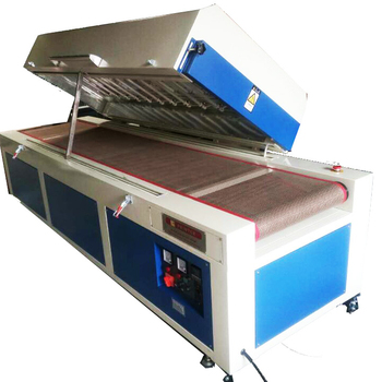High quality conveyor T-shirt screen printing infrared ray dryer with tunnel