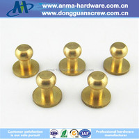 Customized Design Precision Brass/Stainless Steel/Aluminum CNC Turning Parts