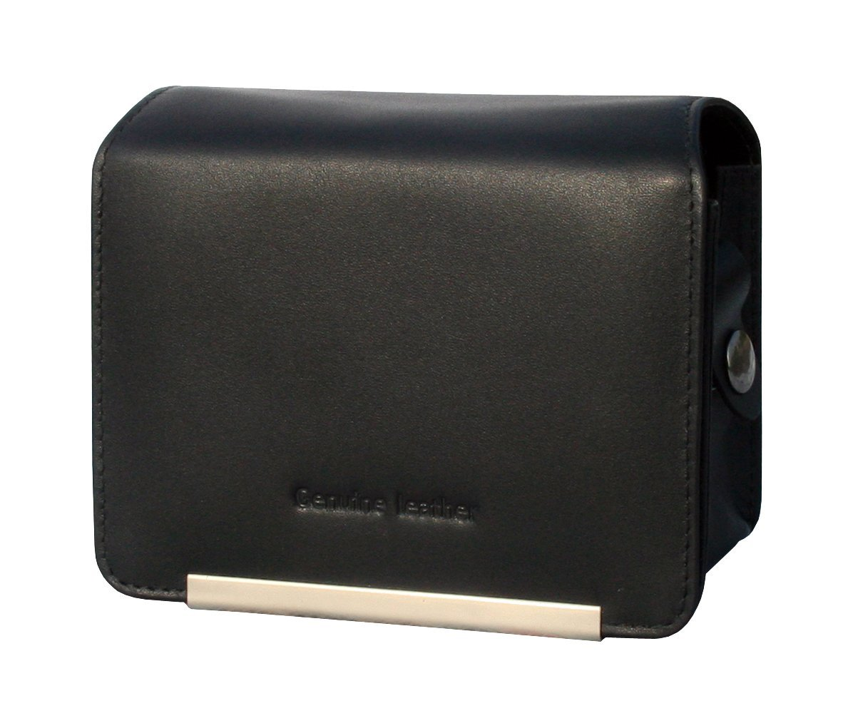 Impecca DCS102 Genuine Leather Digital Camera Case for Canon Powershot G10, G11, G12 and G15