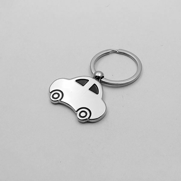 professional cheap gift keyrings fancy car vehicle mini car key chains