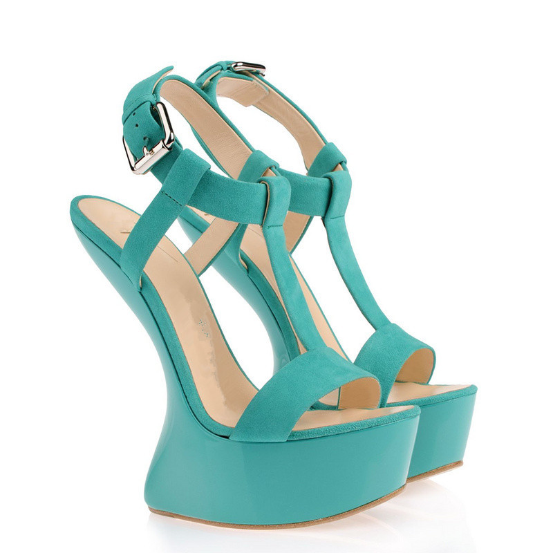bb895a729ed53d Buy New 2014 Fashion Brand Summer Sandals for Women Strange Style Pumps Ladies  Party Wear High Heels Candy Color Melissa in Cheap Price on m.alibaba.com