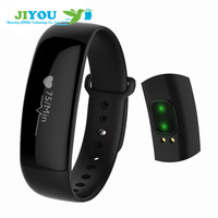JIYOU M88 Smart Bracelet Wrist Watch With Digital Blood Pressure Monitor